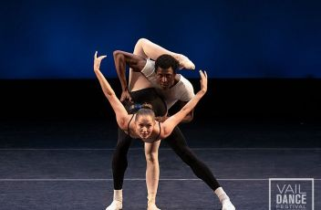 Calvin Royal III - Vail Dance Festival - Conversations on Dance - Photo by Erin Baiano