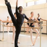 (222) Andrea Renee Long-Naidu, Former Principal with Dance Theatre of Harlem and current Boston Ballet School Faculty Member