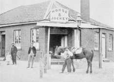 Horse and Jockey Hotel from D. M. Whittaker's book.