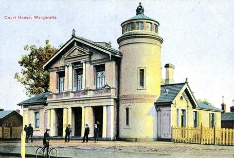 Wangaratta Court House (II)