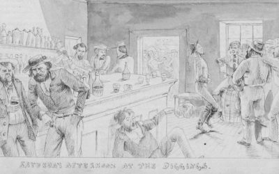 """Scenes of riot and debauchery"" – Dr Murphy's letter"