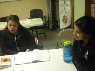 Lazos America Unida Conversation Café Fall 2013