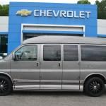 2006 Chevy Express Awd Explorer Limited X Se Mike Castrucci Conversion Van Land