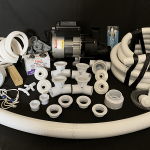 4 Jet Whirlpool Kit