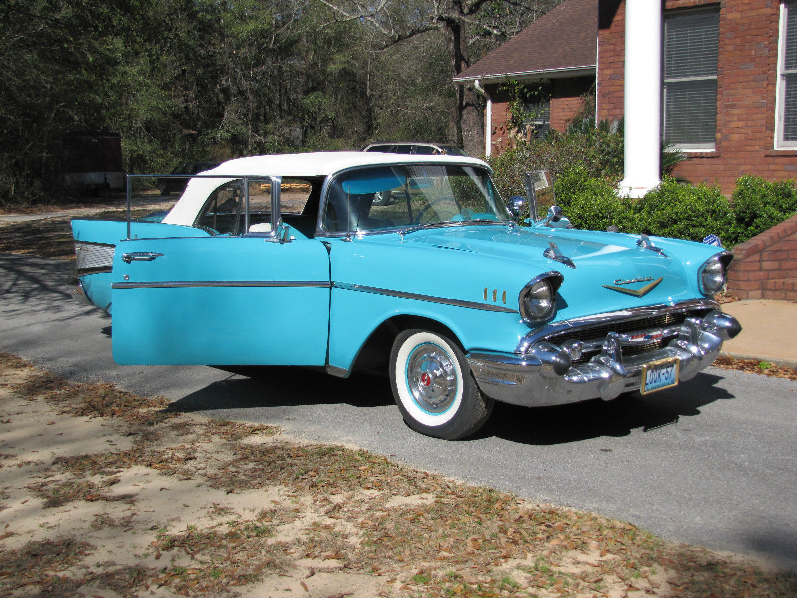 1957 Chevy Bel Air Convertible For Sale