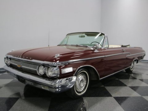 1957 Cars Restored Or Wallpapers 1966 Mercury Park Lane Convertible For Sale