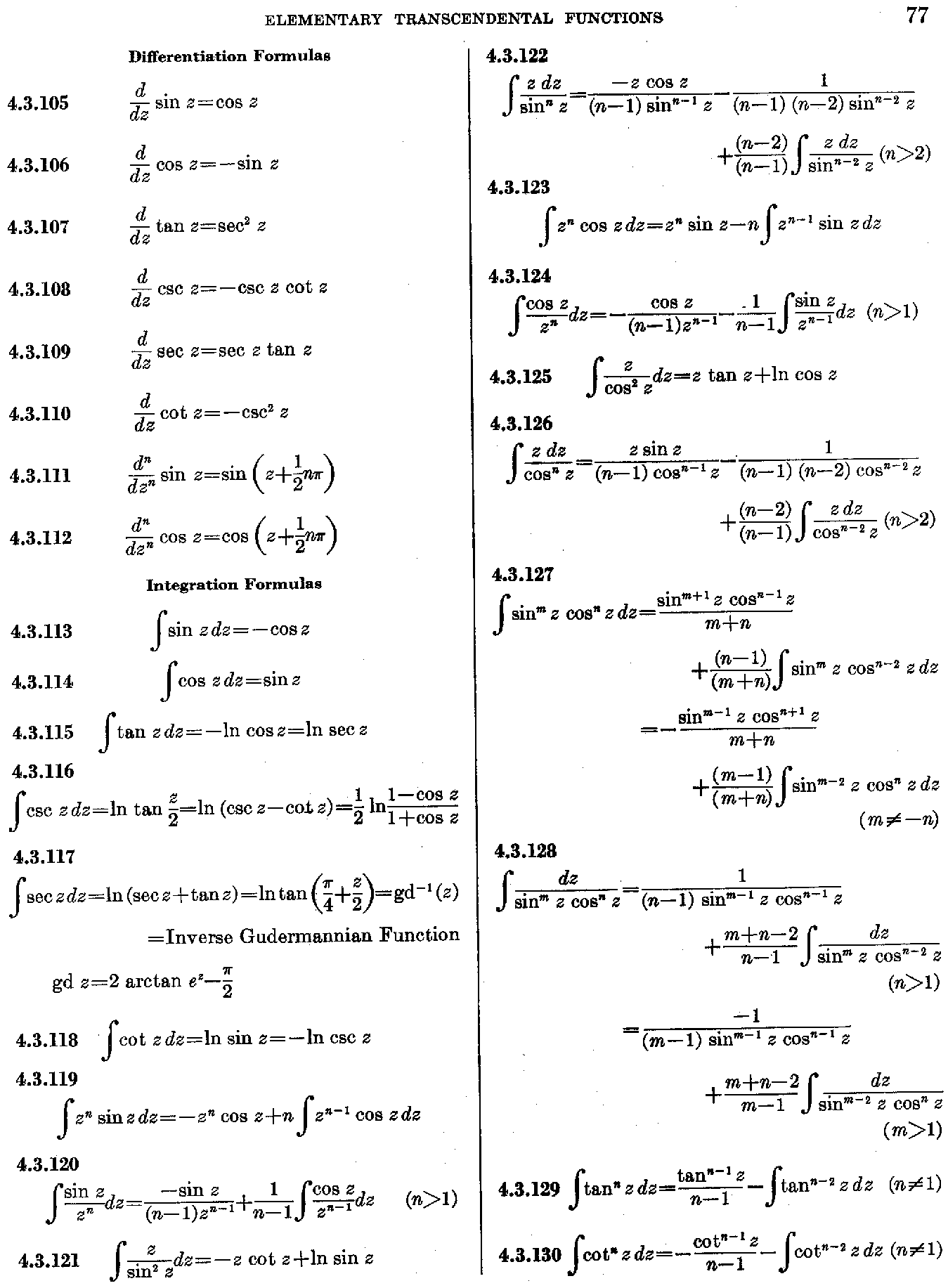 Sin Cos Equations