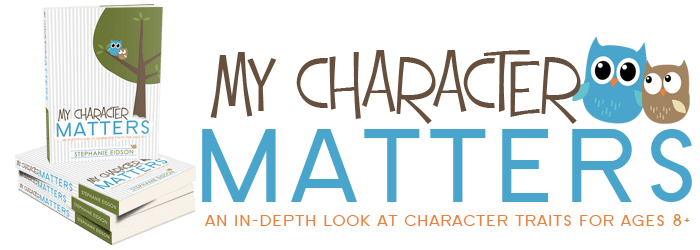 My Character Matters
