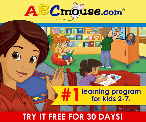 ABCmouse.com is a subscription based learning curriculum program for kids ages 2-7. They offer a FREE 30-day trials too!