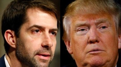 Trump and Tom Cotton torpedo a hard-won bipartisan immigration deal to save Dreamers