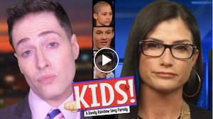 Randy Rainbow takes on the NRA!