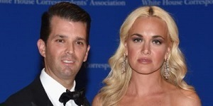 Trump Jr and wife