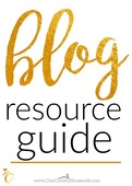 Blog resource guide cover
