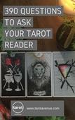 390 questionsto askyour tarotreader