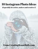 10 days of instagram photo ideas sm
