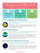 3 step hih action plan printable 150