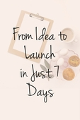 From idea to launch (1)