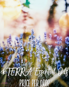 Doterra essential oils price per drop