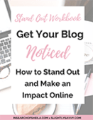 Get your blog noticed small