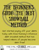 Debt snowball title
