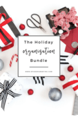 The holiday organization bundle cover (1)