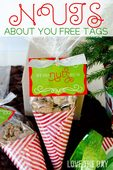 Nuts about you free printable