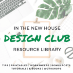 Diy design club