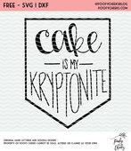 Cake kryptonite