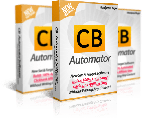 New Software Creates Fully Automated ClickBank Affiliate Sites in 60 Seconds 1