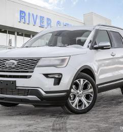 2019 ford explorer platinum 4wd [ 1024 x 768 Pixel ]