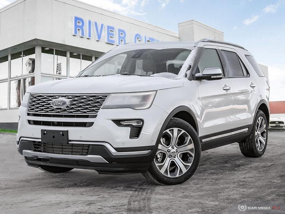 medium resolution of 2019 ford explorer platinum 4wd