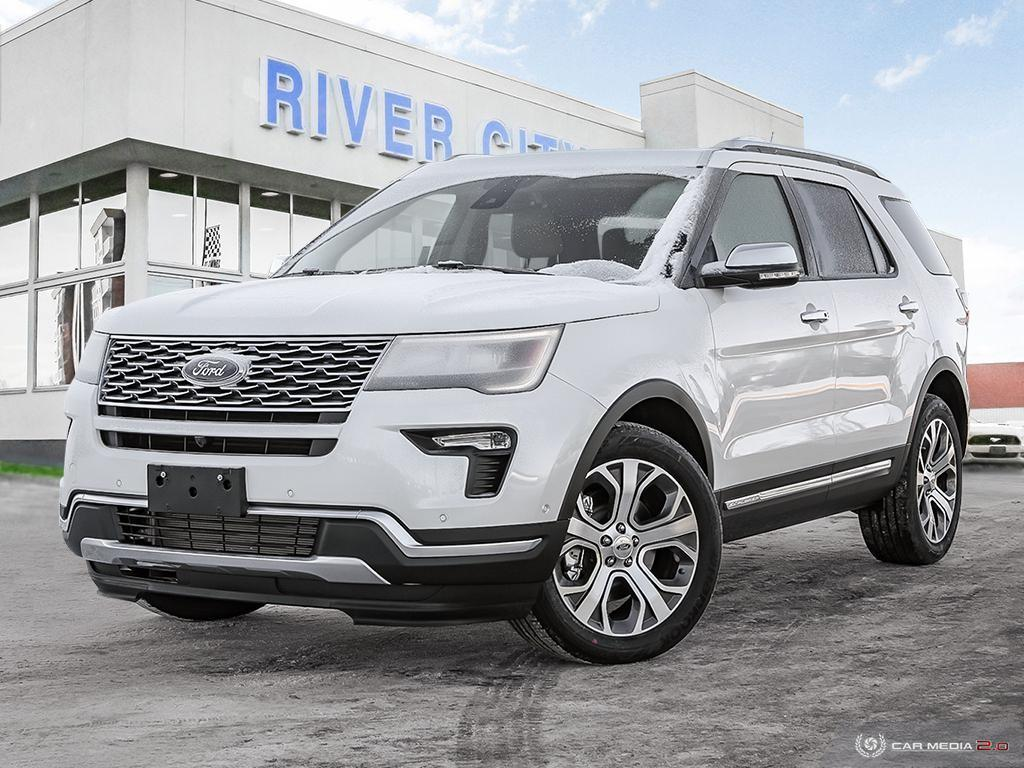 hight resolution of 2019 ford explorer platinum 4wd