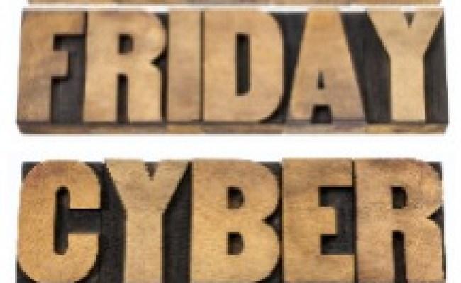 7 Black Friday Cyber Monday Web Marketing Ideas