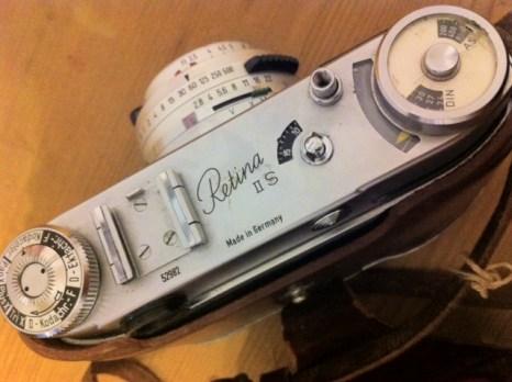 Kodak Retina II S
