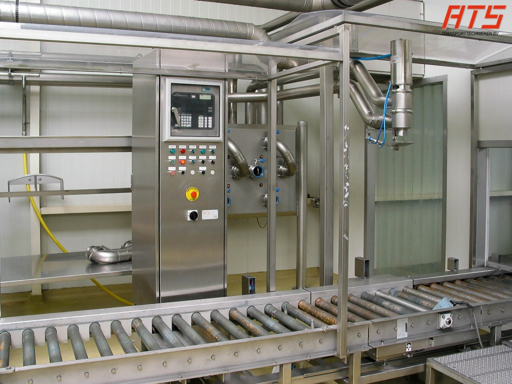 Filling line by ATS