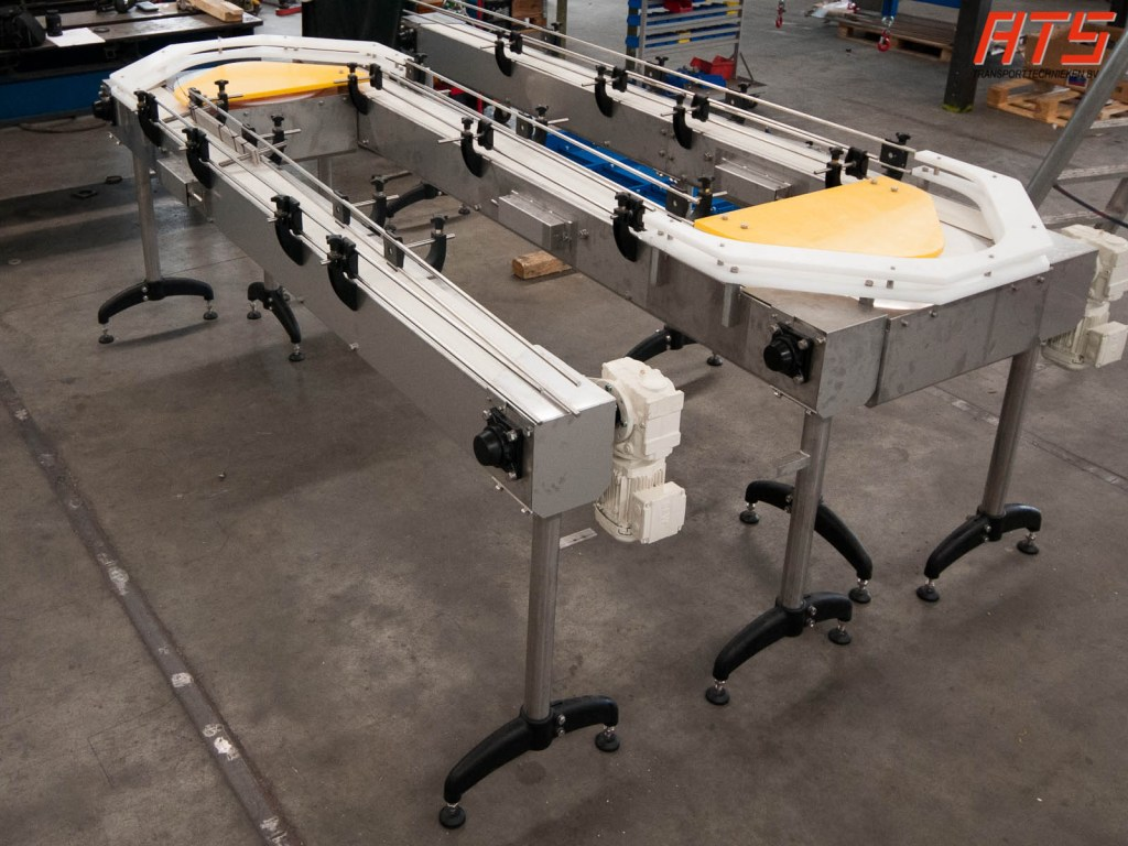 Can conveyor system