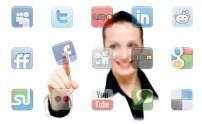 anunciar eventos em perfil-de-rede-social