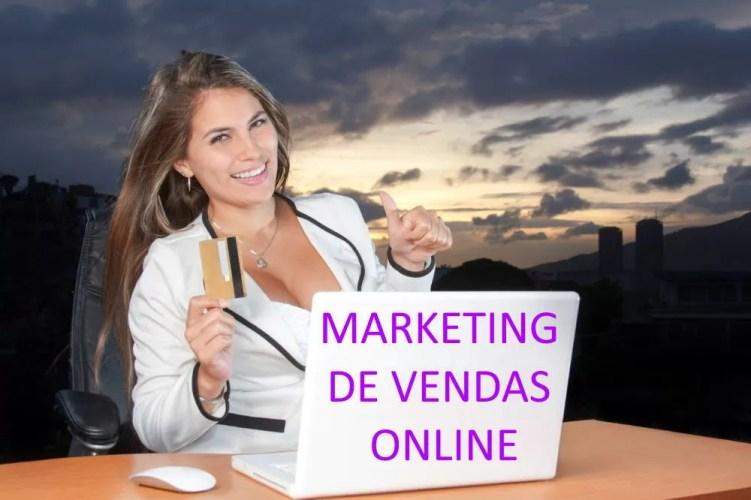 Anúncio de serviços e produtos na internet - Marketing online