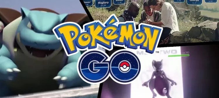 Pokémon GO utilizado como marketing digital