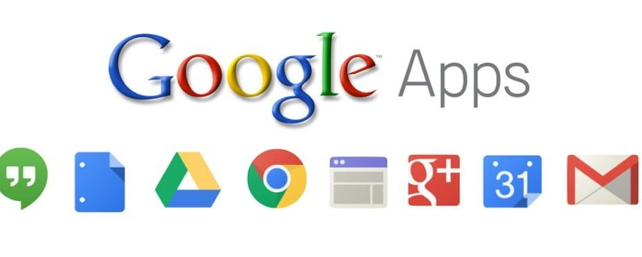 Google Apps Para Negócios