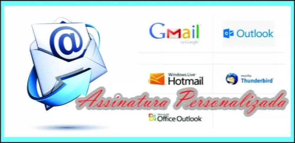 Aprenda aqui, como criar assinatura de e-mail personalizada, que vende
