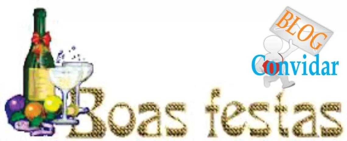 Boas festas e feliz ano novo para o mundo