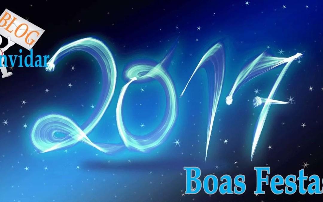 Boas festas e um feliz 2017 | Sejamos melhores que ontem