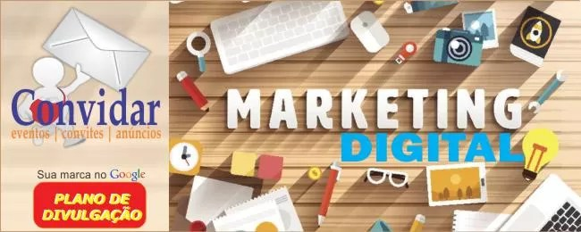 Plano de divulgação marketing na internet