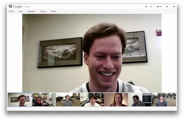 Para aumentar produtividade pessoal - Use o Hangouts para reuniões