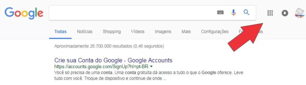 Anunciar gratuitamente conta Google
