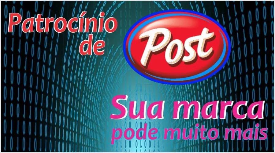 Patrocínio de Post