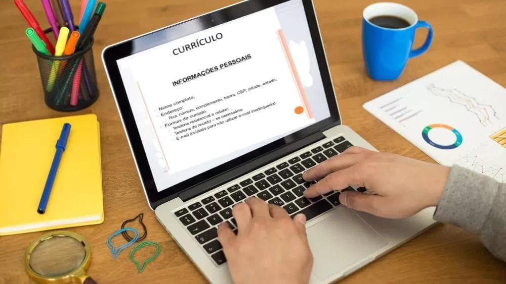 Currículo Informações Pessoais | Dicas de Currículo