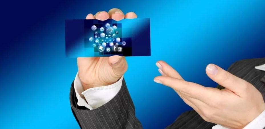 Sistema de Informação Otimizada | 1 Cartão de Visita Online Eficiente