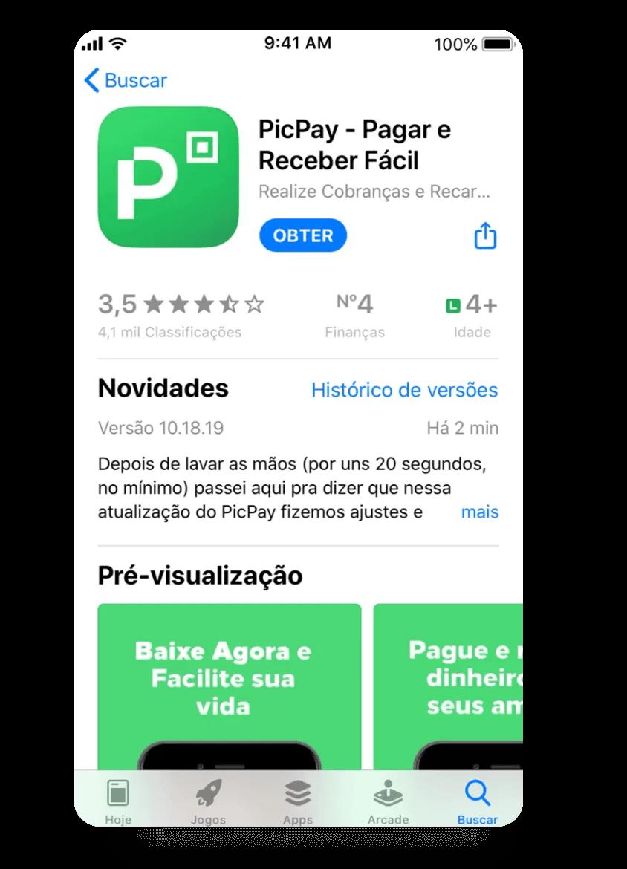 PicPay: Aplicativo de Pagamentos Online 1001 Utilidades 1